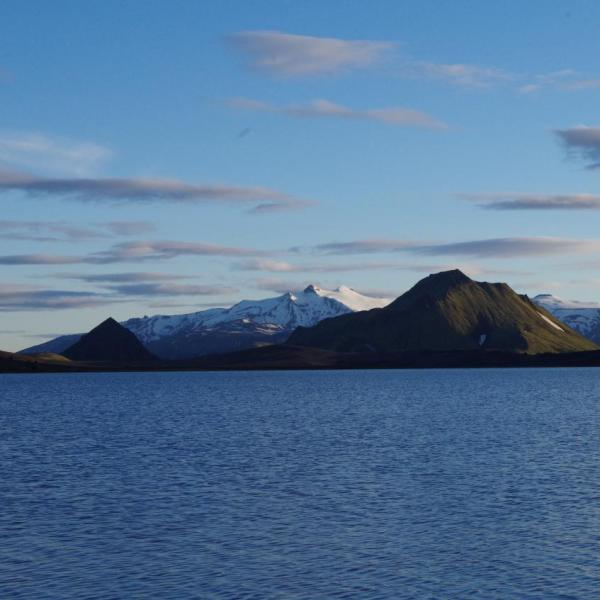 Lac d'alftavatn