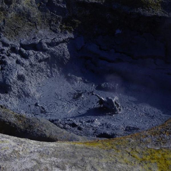 marmite de boue, Myvatn