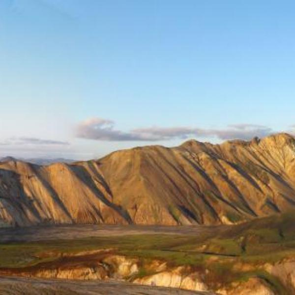 Landmannalaugar, Sud, haute terre